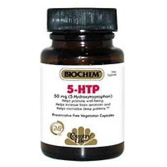Country Life 5-HTP Tryptophane, 50 MG, 50 Caps