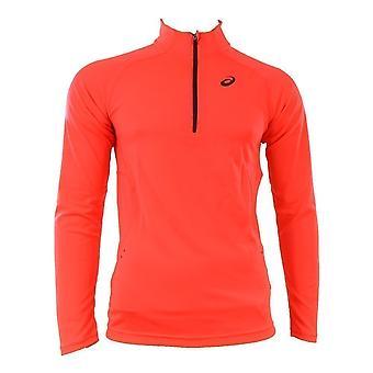 Asics Running 12 Zip Top 1247540694 running all year men sweatshirts