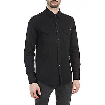 Replay Men's Chest Pockets Shirt