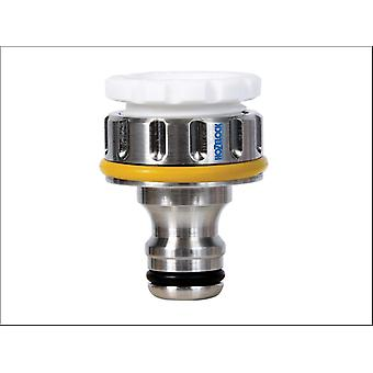 Hozelock Pro Metal Thread Tap Connector 3/4in 2041
