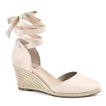 Rialto Women's Shoes Coachella Fabric Closed Toe Casual Platform Sandals