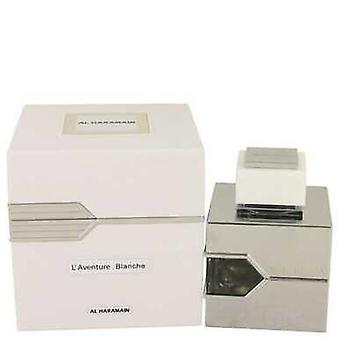 L'aventure Blanche By Al Haramain Eau De Parfum Spray (unisex) 6.7 Oz (women) V728-551520