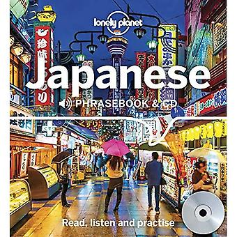 Lonely Planet Japanese Phrasebook and CD (Phrasebook)