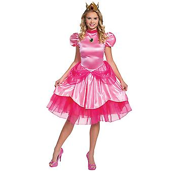 Women's Princess Peach Deluxe (2020) Costume