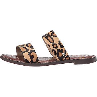 Sam Edelman Women's Shoes Gala Avoin Toe Casual Muuli Sandaalit