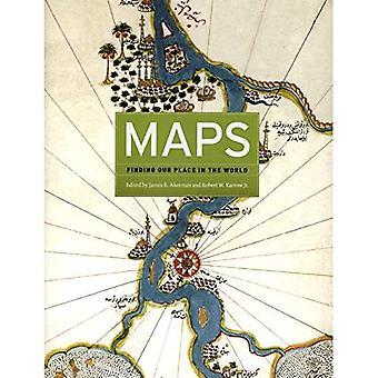 Karten: Finden Sie unseren Platz in der Welt