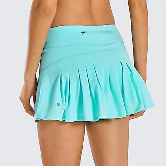 Women's Athletic Plited Skirt With Pocket