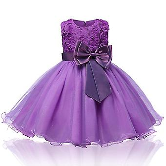1-14 Yrs Teenagers Dress, Wedding Party Princess Dresses