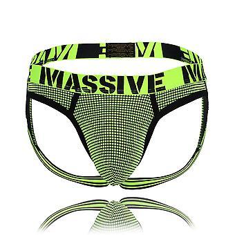 Andrew Christian MASSIVE Network Net Jock | Men's Underwear | Men's Jockstrap