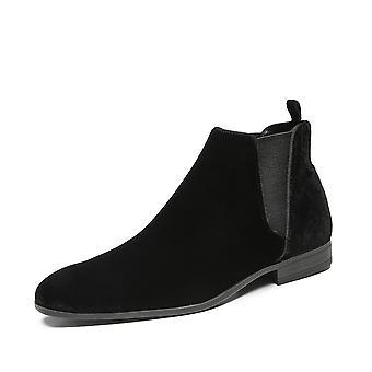 الخريف أحذية الشتاء والأحذية أزياء، مريح زلة على عارضة، الأصلي كلاسيك
