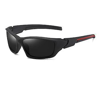 Fashion polariseret Luksus Brand Designer Vintage kørsel solbriller til mand