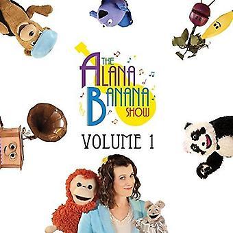 Alana Banana Show - Alana Banana Show 1 [CD] USA import