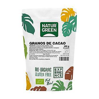 Ekologisk hackad kakaoböna 200 g