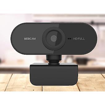Mini Usb 2.0 Web-kamera Full Hd 1080p automaattinen tarkennus mikrofonilla videopuheluihin