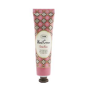 Sabon Hand Cream - Rosa Verde (Tube) 30ml/1.01oz