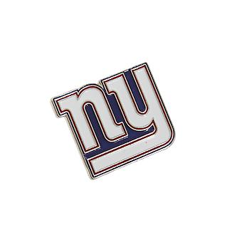 NFL New York Giants Official Metal Crest Pin Badge