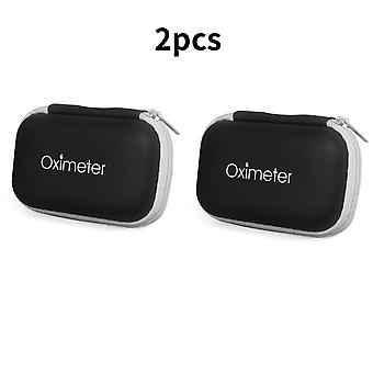 Finger Pulse Oximeter Storage Blood Oximeter Zipper Bag