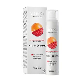 Intensive hydrating energizing day cream 50 ml of cream