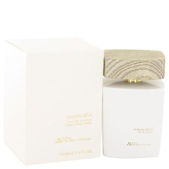 Jasmin Reve Eau De Parfum Spray By Au Pays De La Fleur D'oranger 3.4 oz Eau De Parfum Spray