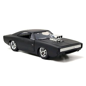 F&F '70 Dodge Charger R/T 1:24 Scale Hollywood Ride
