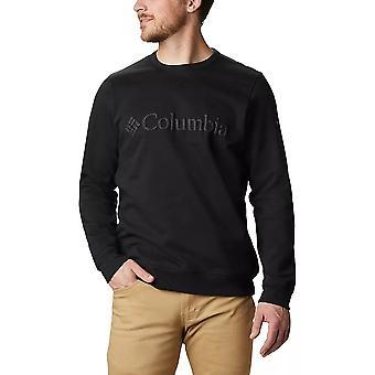 Columbia Logo Fleece 1884931011   men sweatshirts