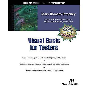 Visual Basic for Testers by Joe Sweeney - 9781893115538 Book