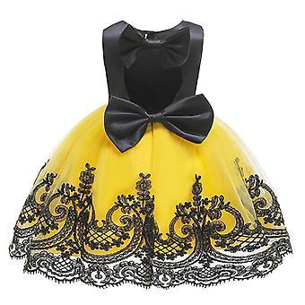 Vestido de Noiva de Festa de Aniversário de 1 ano para (set-2)