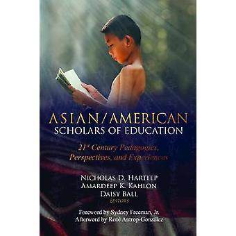 Aziatische / Amerikaanse geleerden van onderwijs