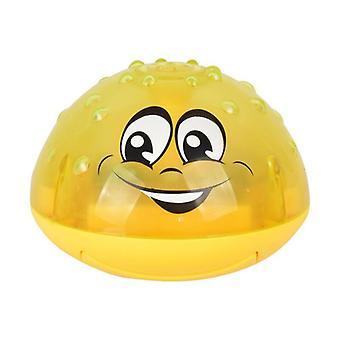 Bath Spray Water Light Rotate Pool Kids Toy