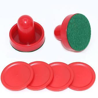 Air Hockey Paddles Pucks, grandi maniglie per obiettivi