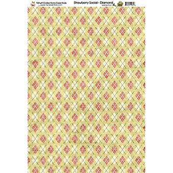 Nitwit Collection - SS Diamond Paper A4 10 Sheets