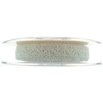 Lace Ribbon Classic 13mmx10m Ivory No.61