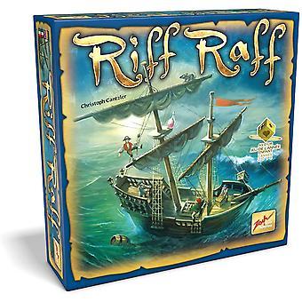 FengChun 601105012 - Riff Raff, das Geschicklichkeitsspiel fr die Ganze Familie - Empfehlungsliste