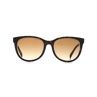 Emilio Pucci - Accessories - Sunglasses - EP0027-56F - Ladies - saddlebrown,gold