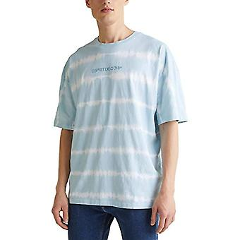 edc av Esprit 030cc2k313 T-Shirt, 443/Light Blue 4, XXL Men