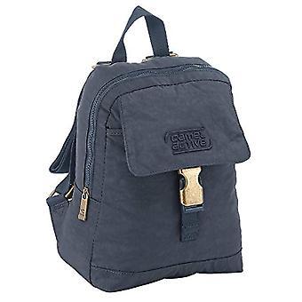 Camel active, sac à dos pour homme, pour les loisirs, pour le travail, pour le jour, pour la journée, couleur: bleu foncé(1)