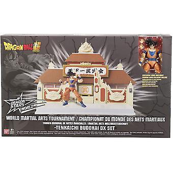 Dragon Ball Tenkaichi Budokai Leikkisetti hahmolla