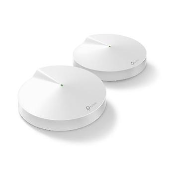 2 Pcs Tp Link Deco M9 Plus Ac2200 Smart Home Mesh Wi Fi System