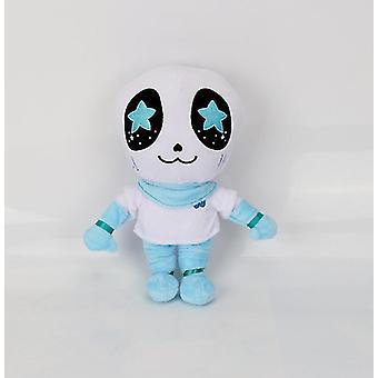 Yabancı çocuk oyuncak oyunu undertale sans peluş st uffed bebek az9184