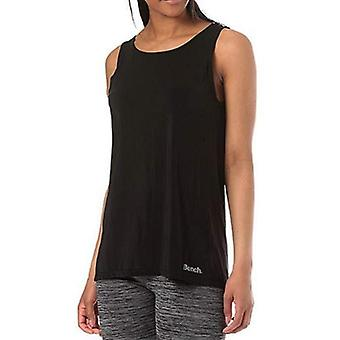 Bench Cut Out Back Training Top Ladies
