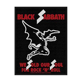 Black Sabbath - Vendu notre âmes Patch standard