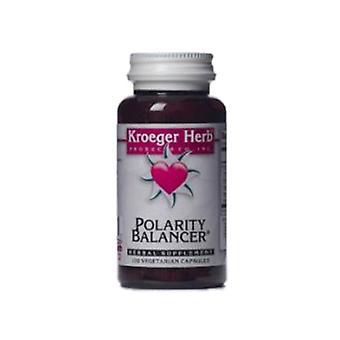 Kroeger Herb Polarity Balancer, 100 VCaps