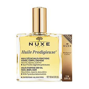 Prodigious oil + Prodigious perfume 100ml + 1.2ml