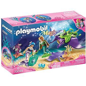 Playmobil 70099 Magiske perlesamlere med Manta Ray