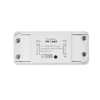 Wifi Smart Switch compatible avec Amazon Alexa & pour Google Home Timer