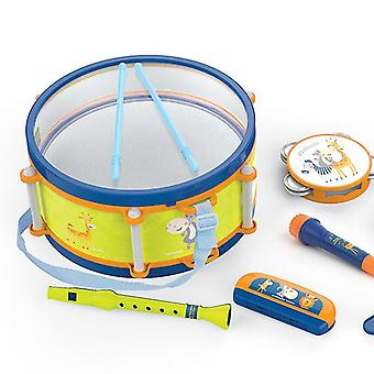 Musical Toys Percussion Instruments Band Rhythm Kit For Kids Children Toddlers