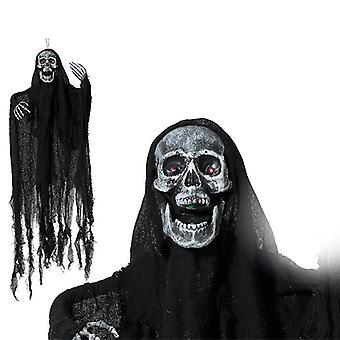 Skeleton pendant Halloween (100 x 92 x 16 cm)
