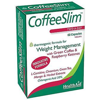 HealthAid CoffeeSlim Kapselit 60 (803487)