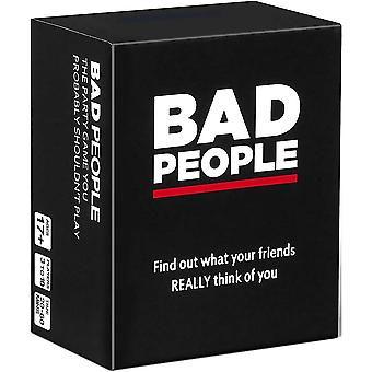 Bad People-a Party Game You Probably Shouldn't Play