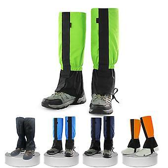 Unisex vedenpitävä legging kävelyjalka kansi vaellus suksi saapas matkakenkä lumi metsästää kiipeily kävely